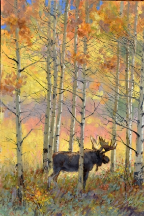 Jerry Antolik  moose-137