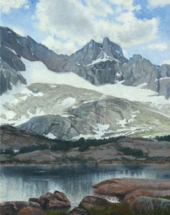 Jerry Antolik mountain-lake